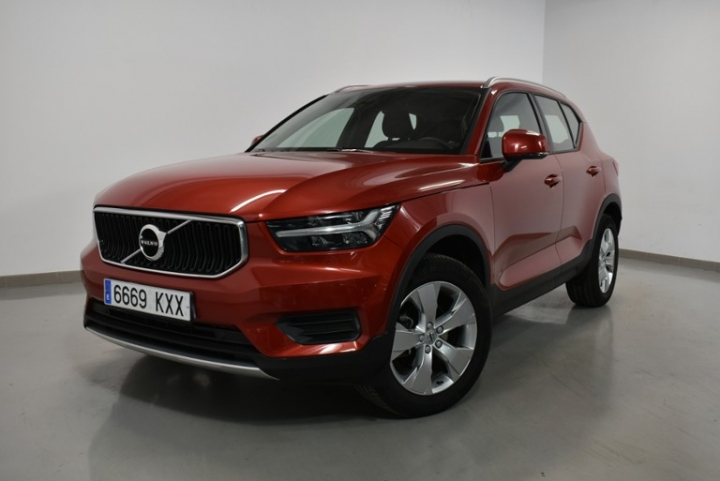 Volvo Xc40 todoterreno 1.5 T3 BUSINESS PLUS AUTO 163 5P segunda mano