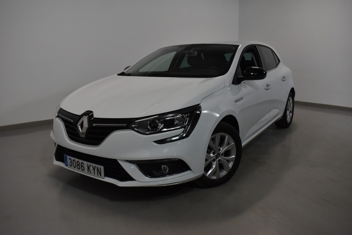 Renault Megane berlina con portón 1.3 TCE LIMITED + 103KW 140 5P