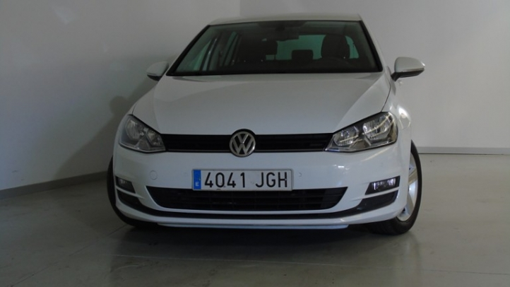 Volkswagen Golf (+) 1.6 TDI ADVANCE BLUEMOTION TECH 105 5P de segunda mano - Foto 0