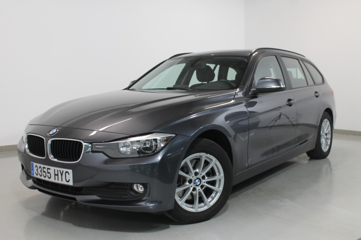 Bmw Series 3 segunda mano Madrid
