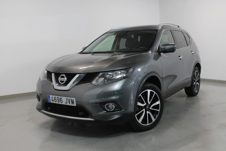 Nissan X-trail 1.6 DCI N-CONNECTA 4X2 130CV 5P 7PLAZAS