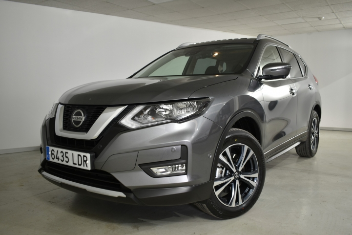 Nissan X-trail todoterreno 1.7 DCI N-CONNECTA 110KW 150 5P