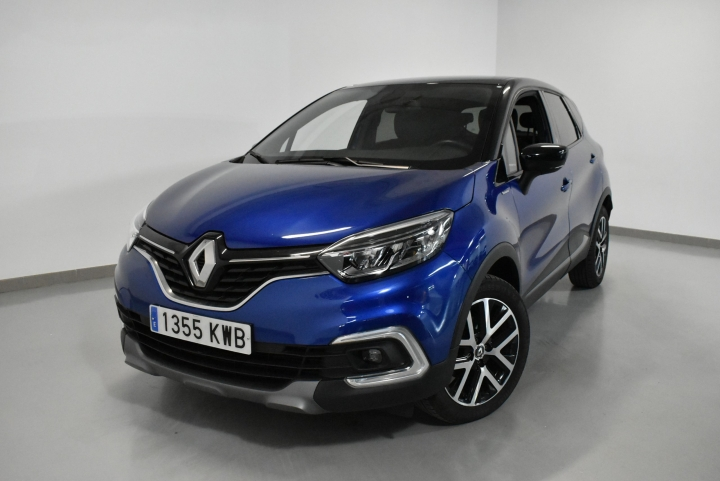 Renault Captur BERLINA 1.3 TCE S-EDITION AUTOMATICO - 18 150CV 5P