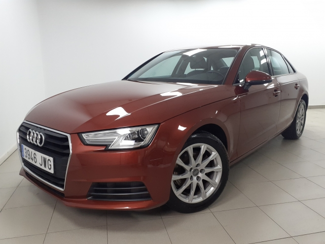 Audi A4 SEDAN 2.0 TDI ADVANCED EDITION 150CV 4P de segunda mano - Foto 0