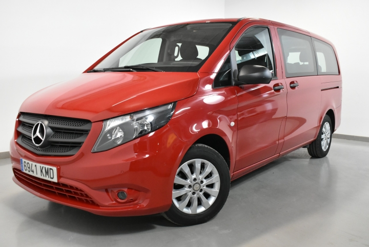 Mercedes-benz Vito TOURER 114/116 MONOVOLUMEN 2.1 CDI 119CDI/BT SELECT TOU SWB LONG