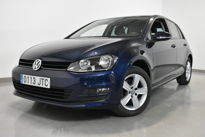 Volkswagen Golf BERLINA (+) 1.6 TDI ADVANCE BLUEMOTION TECH 110CV 5P de segunda mano - Foto 0