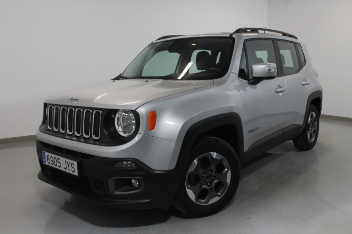 Jeep Renegade segunda mano Madrid