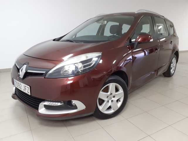 Renault Grand Scenic 1.5 DCI ENERGY SELECTION ECO2 7STR 110CV 5P 7 PLAZAS