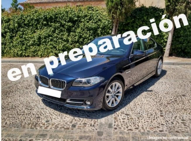 Bmw Series 5 segunda mano Madrid