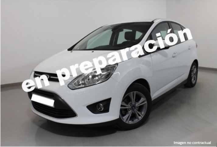Ford Grand C-max segunda mano Madrid