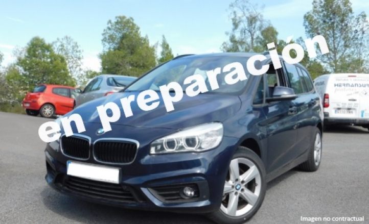 Bmw Series 2 Active Tourer segunda mano Madrid