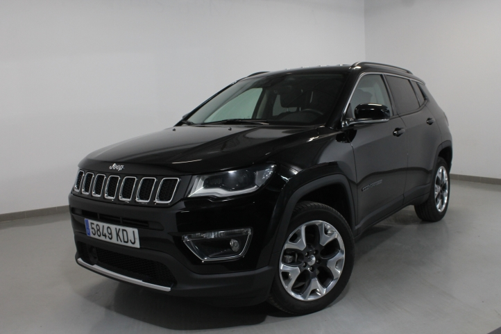 Jeep Compass segunda mano Madrid