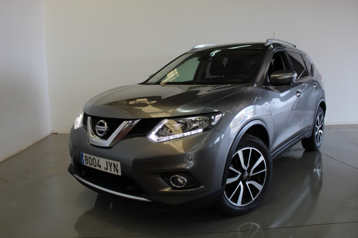 Nissan X-trail 1.6 DCI N-CONNECTA XTRONIC CVT 130CV 5P
