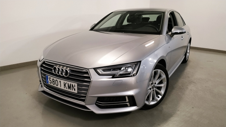 Audi A4 SEDAN 2.0 TDI S TRONIC DESIGN EDITION 150CV 4P