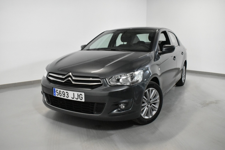 Citroen C-elysee SEDAN 1.6 BLUEHDI EXCLUSIVE 100CV 4P