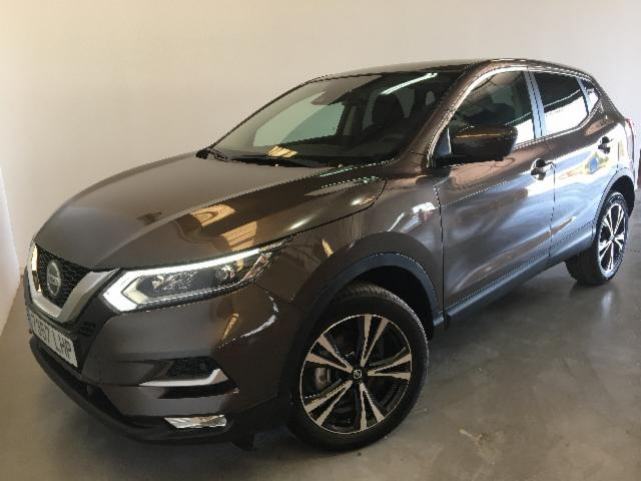 Nissan Qashqai BERLINA 1.5 DCI N-CONNECTA 115CV 5P