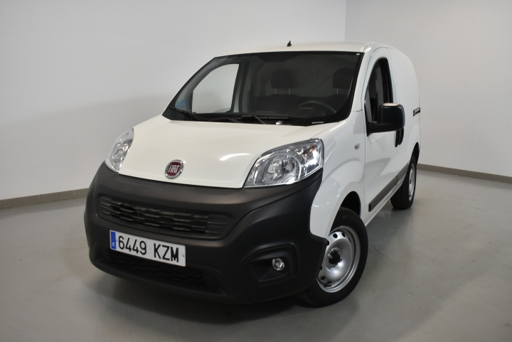Fiat Fiorino FURGON 1.4 NATURAL POWER 70CV 3P