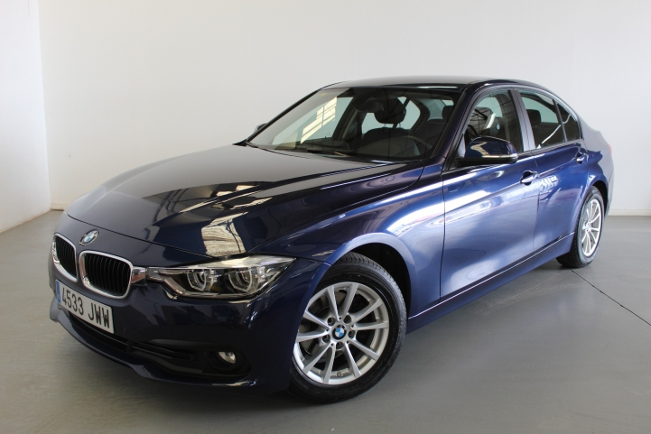 Bmw Series 3 SEDAN 2.0 320D EFFICIENTDYNAMICS 163CV 4P