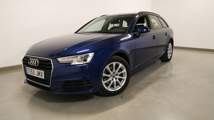 Audi A4 FAMILIAR 2.0 TDI ULTRA S TRONIC ADVANCED ED AVANT 150CV 5P de segunda mano - Foto 0