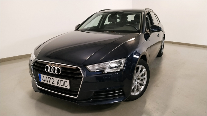 Audi A4 FAMILIAR 2.0 TDI S TRO ADVANCED AVANT 150CV 5P de segunda mano - Foto 0